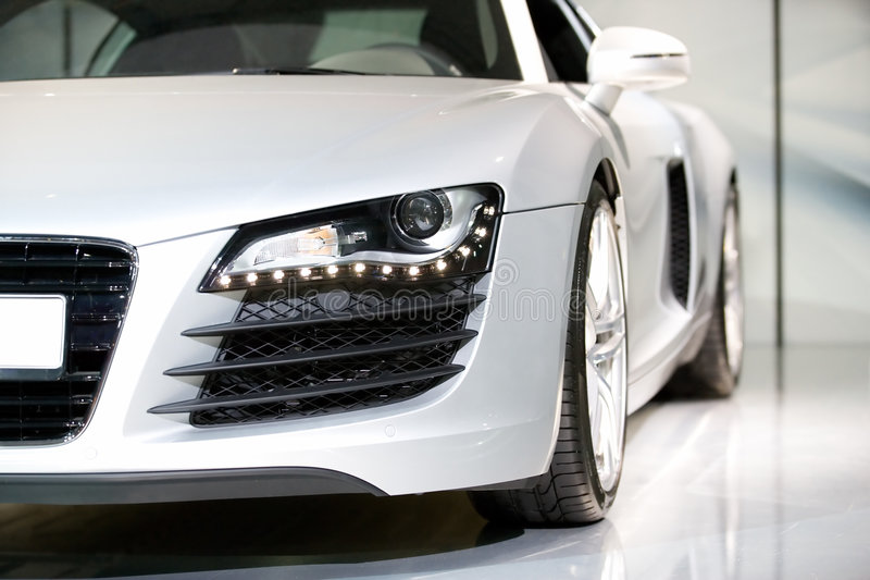 Download German Luxury Sport Car Stock Photography - Image: 5058472