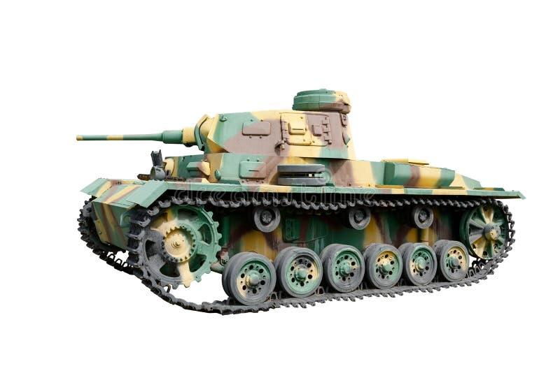 Medium Tank Pz Kpfw Iv Ausf F1  Germany Stock Image