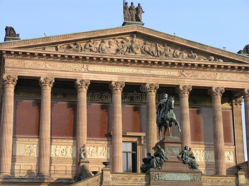 Download German National Gallery Berlin Royalty Free Stock Photo - Image: 8058875
