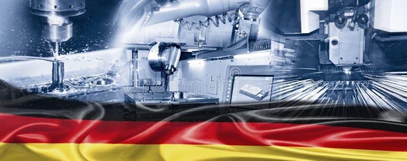german przemysłu fotografia royalty free