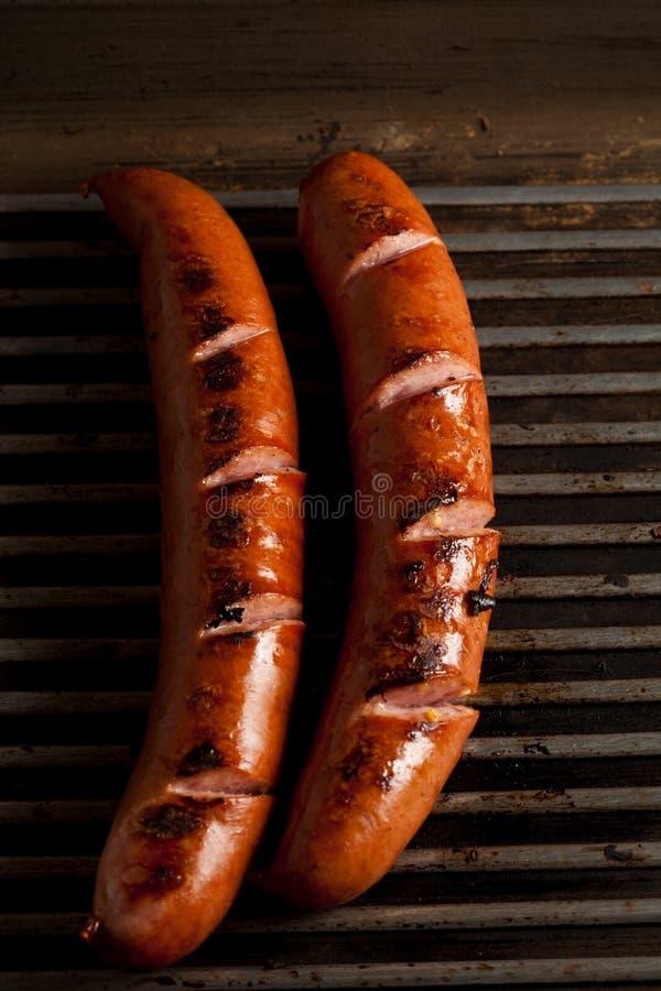 German Sausage royalty free stock photos