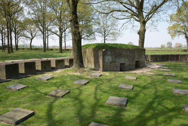 Download German War Cemetery Of Langemark Stock Photos - Image: 31761103