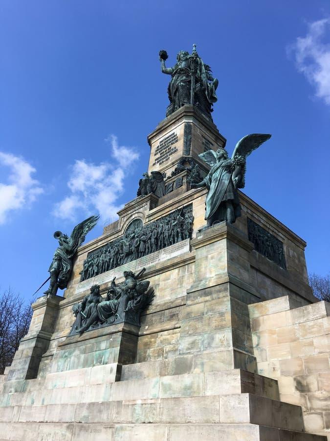Germania σε Rheingau στοκ φωτογραφίες με δικαίωμα ελεύθερης χρήσης