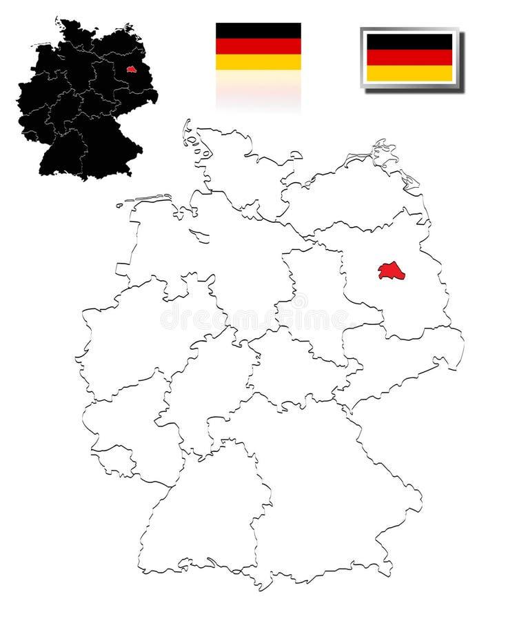 germany ilustracji