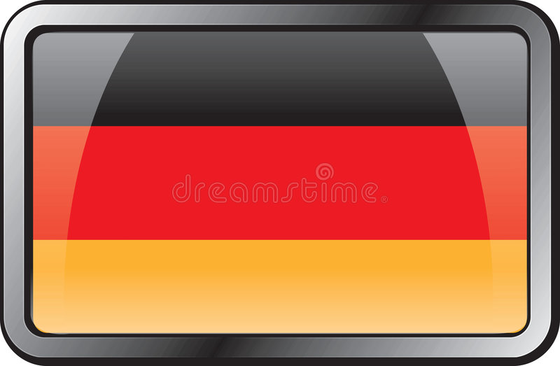 Download Germany Flag Icon. stock vector. Image of element, icon - 2015767