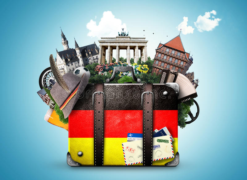 Germany royalty free stock images