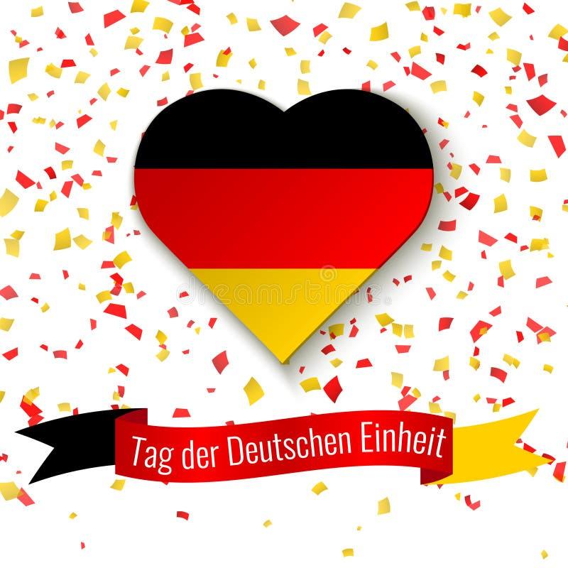 Фон флаг германии