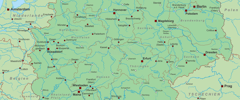 Dresden Map Stock Illustrations – 197 Dresden Map Stock ...