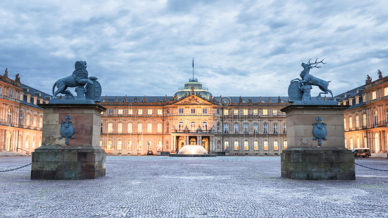 germany Stuttgart zdjęcia royalty free
