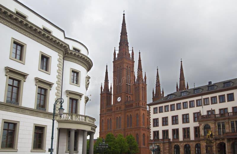 germany Wiesbaden obraz royalty free