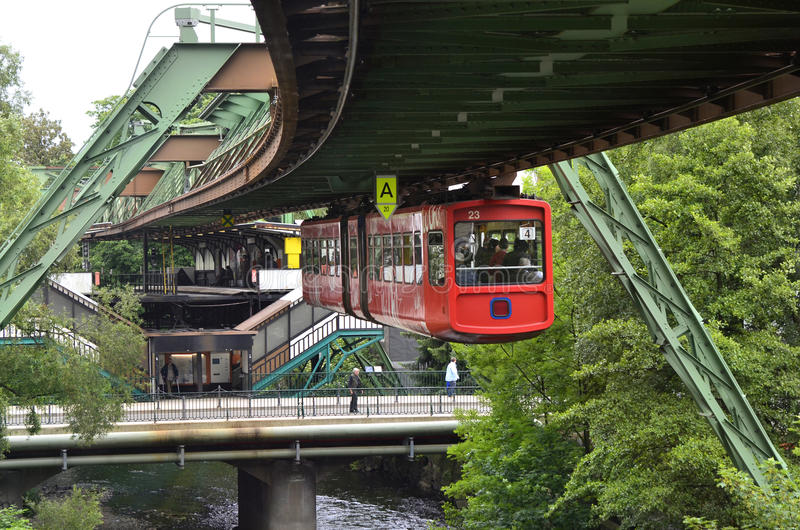 Germany Wuppertal editorial photo Image of transport 66730291