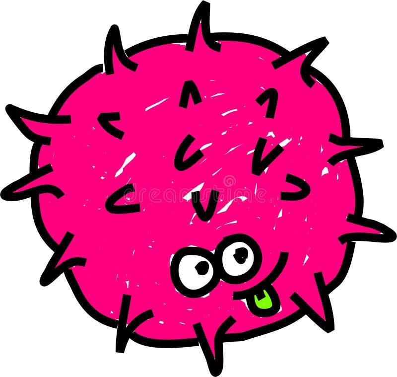 Germe ilustração do vetor