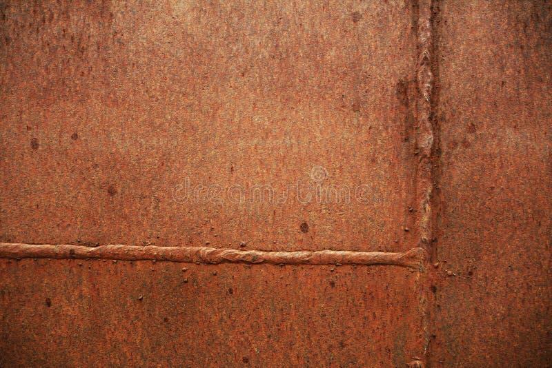 Geroeste texturen royalty-vrije stock fotografie