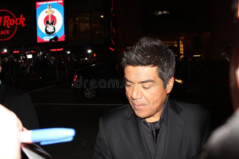 Geroge Lopez photo stock