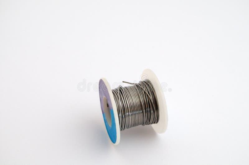 Gerold tin stock afbeelding