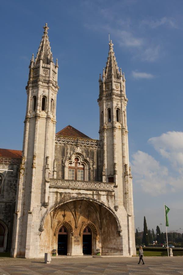 Geronimos Kloster stockbild