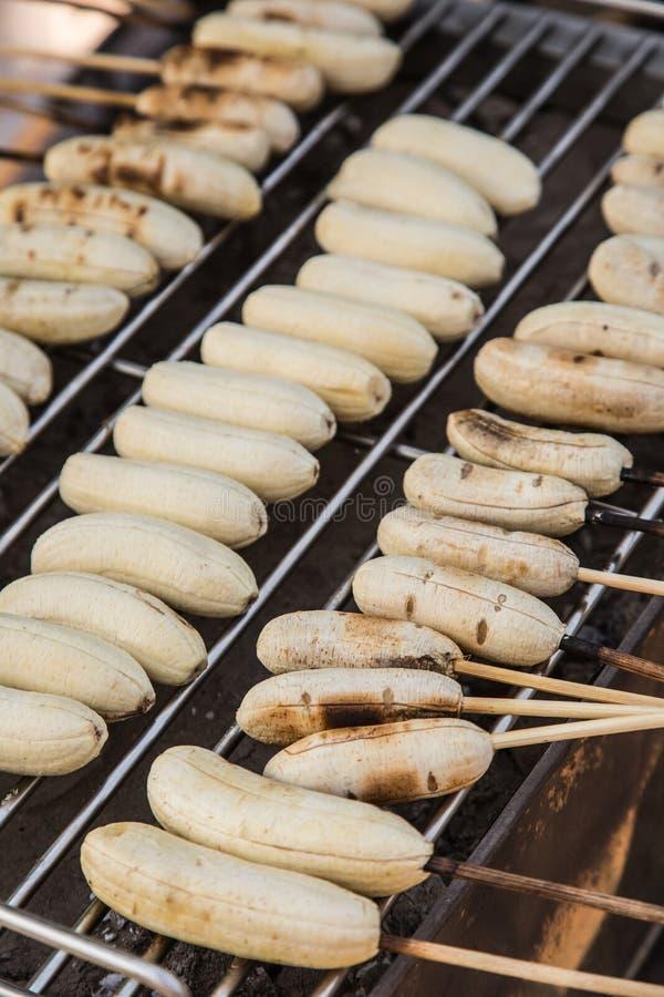 Download Geroosterd Bananen Thais Dessert Stock Afbeelding - Afbeelding bestaande uit voeding, gekookt: 54081397