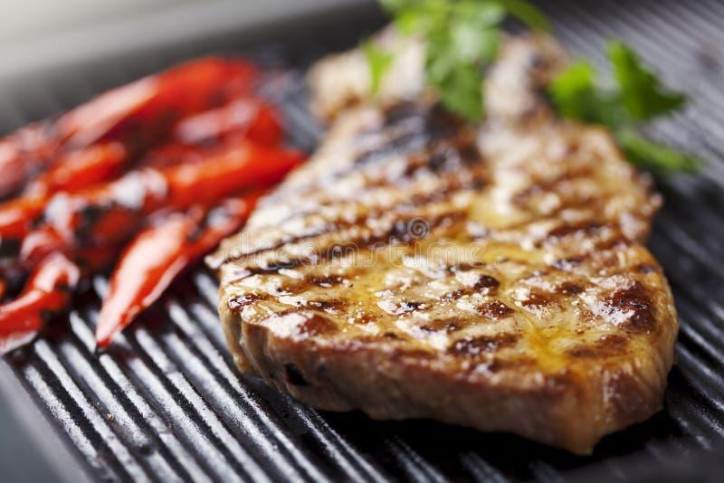 Geroosterd rundvlees