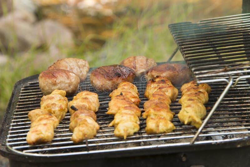 Geroosterd varkensvleesvlees stock afbeeldingen