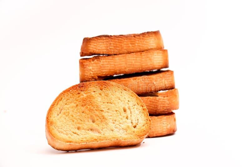 Geroosterde broodsandwich stock fotografie
