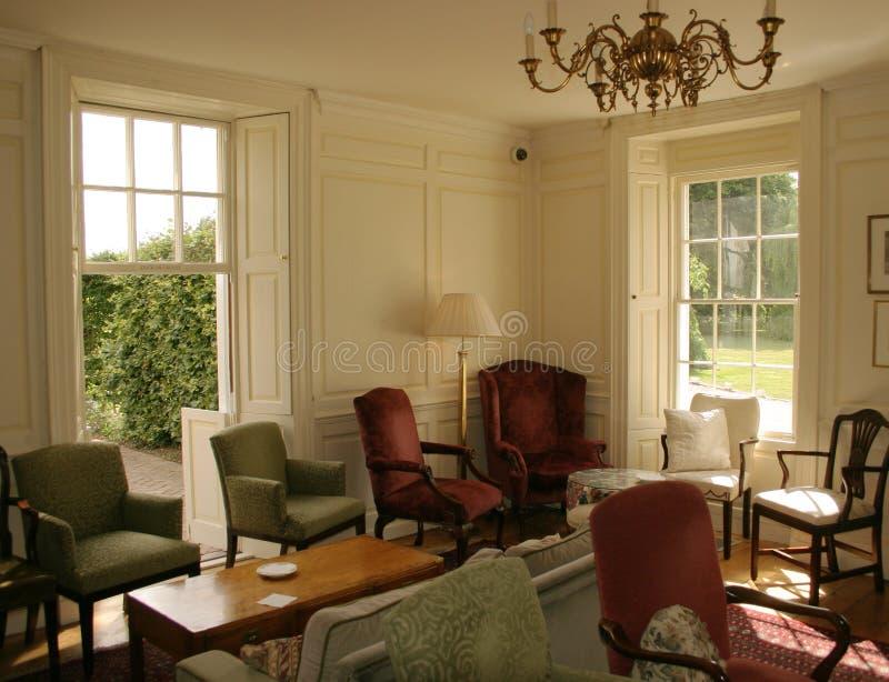 Gerotgian Lounge royalty free stock photo