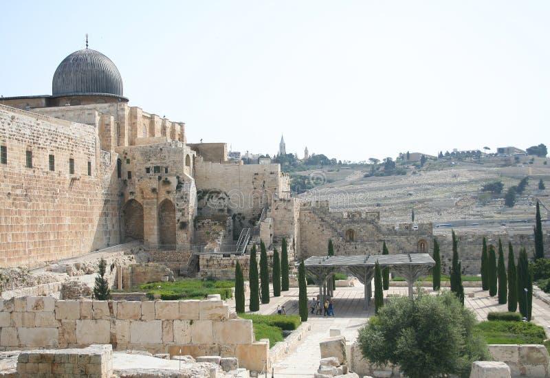 Gerusalemme immagini stock libere da diritti