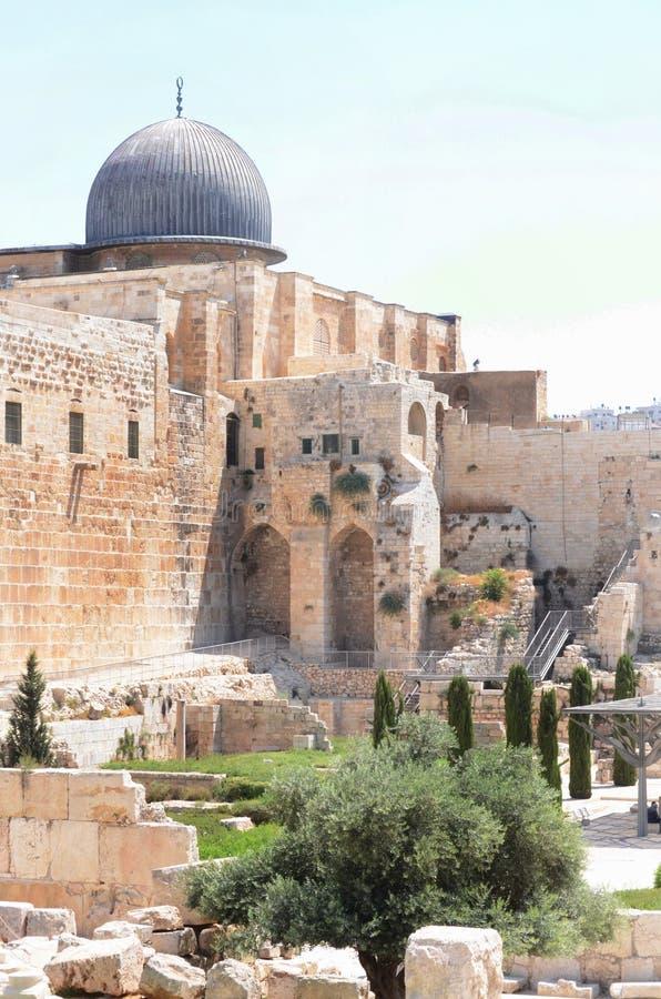 Gerusalemme Fotografia Stock