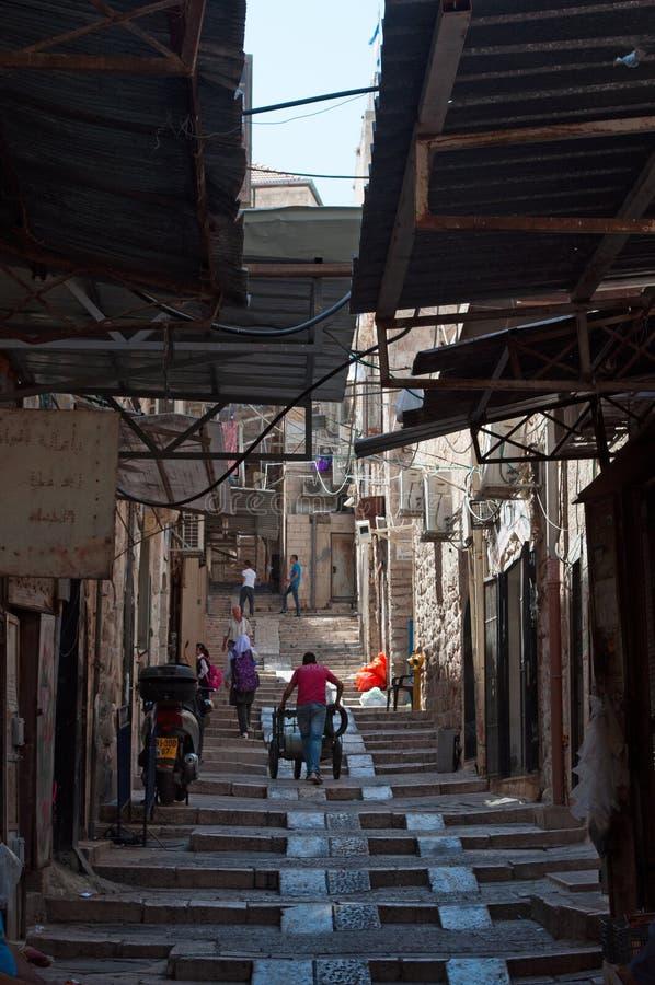 Gerusalemme, vecchia città, Israele, Medio Oriente fotografia stock