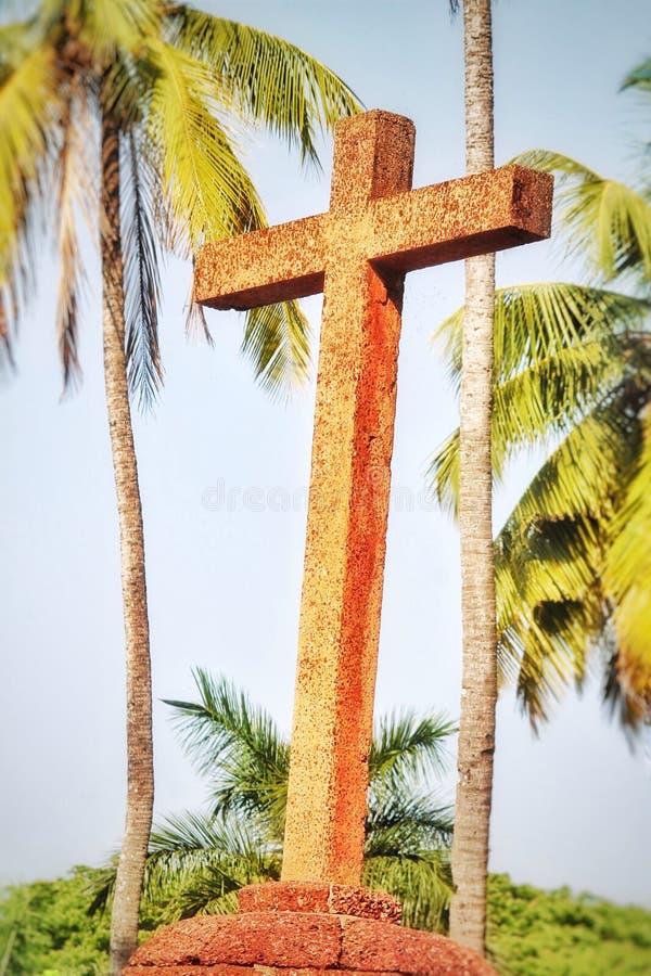 Gesù è dappertutto fotografia stock