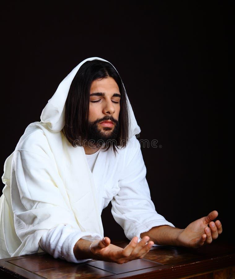 Gesù Cristo di Nazaret immagini stock
