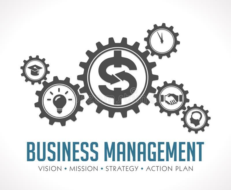 Geschäft übersetzt Konzept stock abbildung