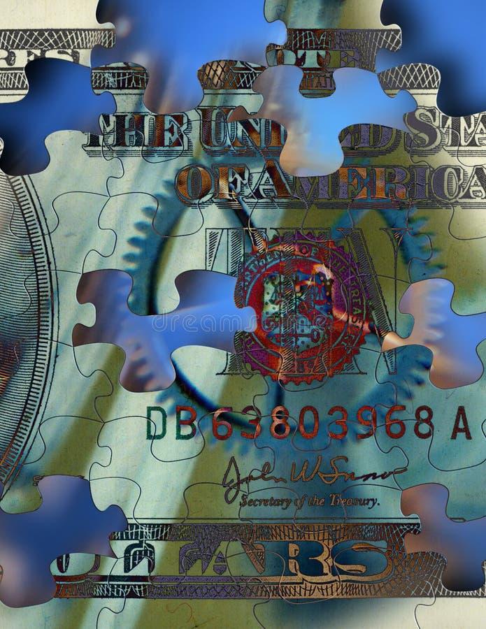 Geschäft lizenzfreie abbildung