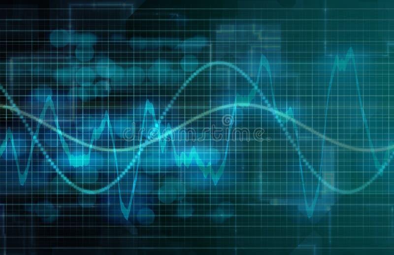 Geschäft Analytics stock abbildung