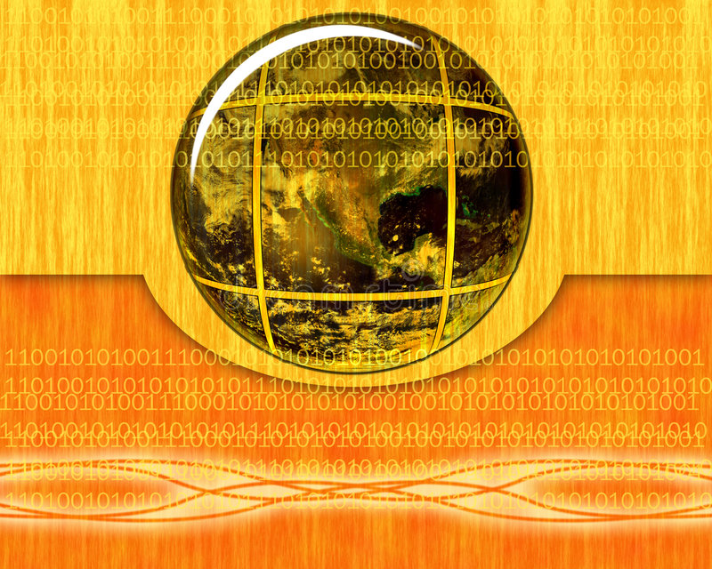 Geschäft concept-3 lizenzfreie abbildung