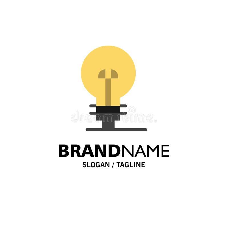 Geschäft, definierend, Management, Produkt-Geschäft Logo Template flache Farbe vektor abbildung