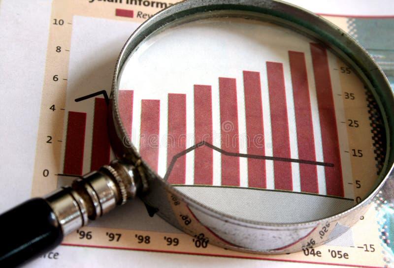 Geschäft Fokus stockfotos
