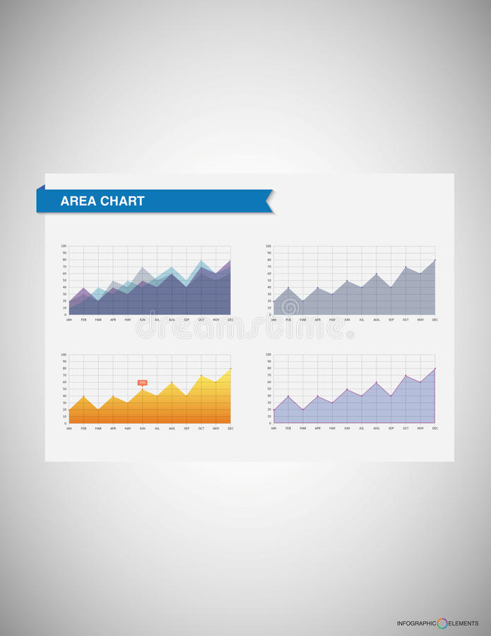 Geschäft Infographic stockfotos