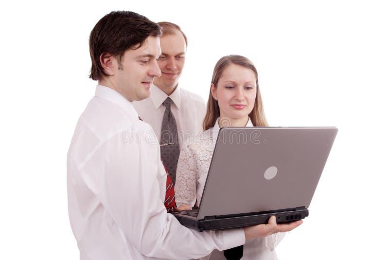 Geschäft meeting2 lizenzfreie stockbilder