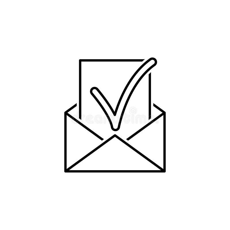 Geschäft seo, Zustimmungslinie Ikone Teamwork an der Idee Zeichen und Symbole k?nnen f?r Netz, Logo, mobiler App, UI, UX verwende stock abbildung