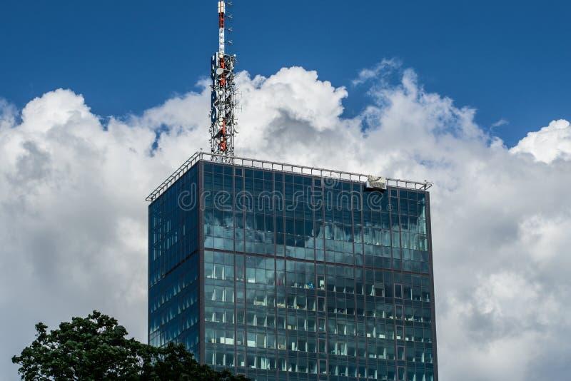 Geschäft Telecomunication stockfotografie