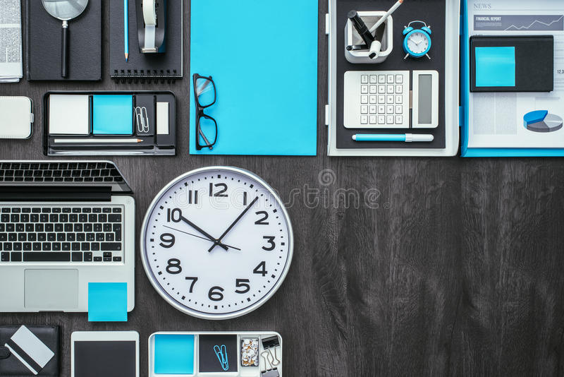 Geschäft und Produktivität lizenzfreies stockfoto