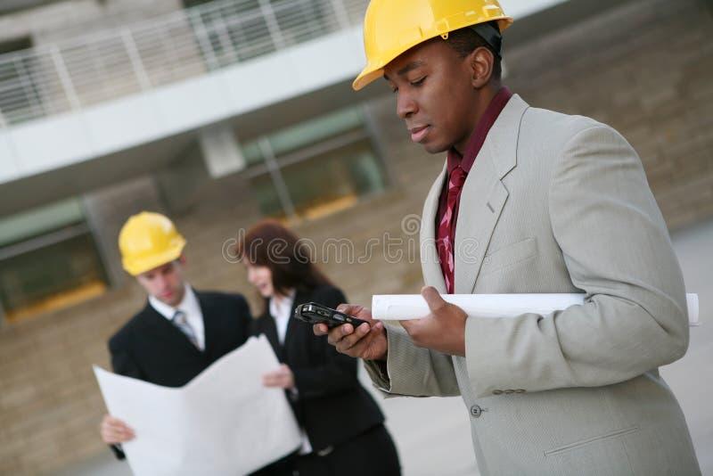 Geschäfts-Aufbau stockfotos