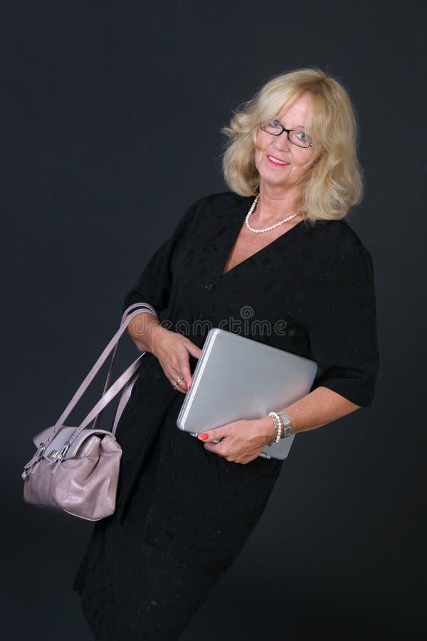 Geschäfts-Dame stockbilder
