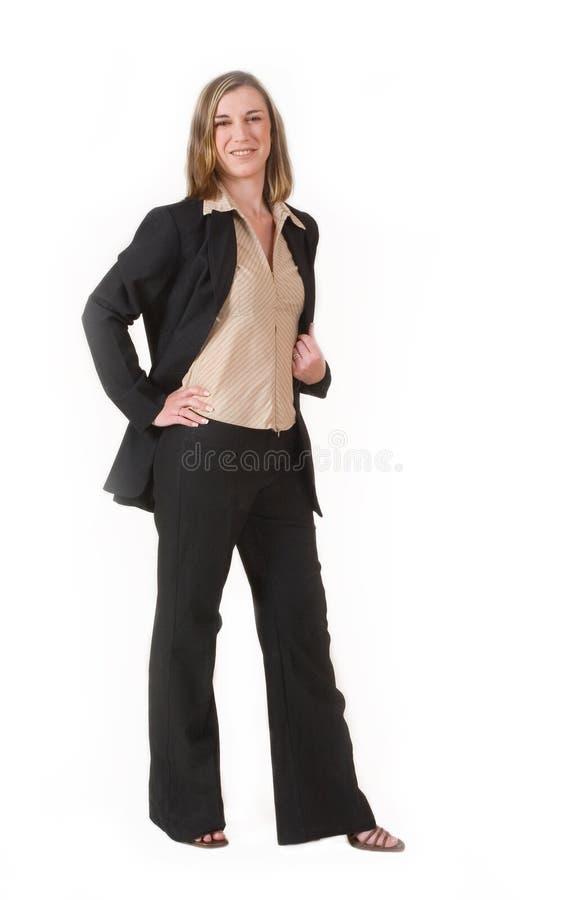 Geschäfts-Dame #119 stockbild