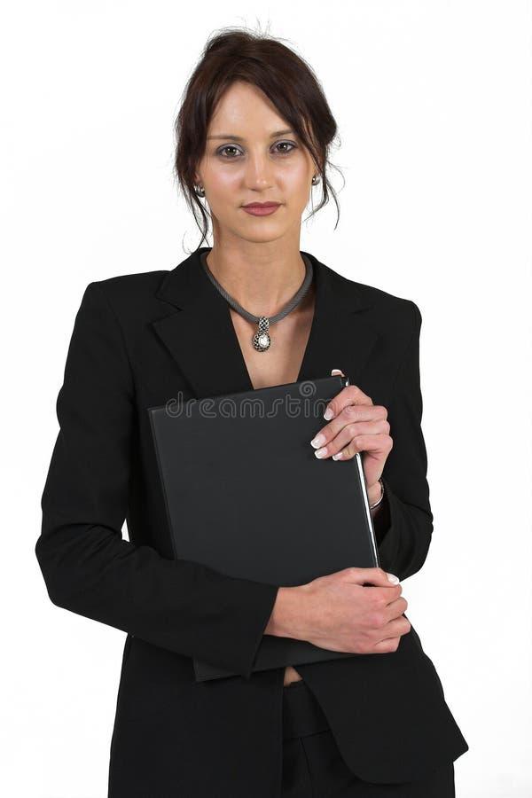 Geschäfts-Dame #56 stockfotografie