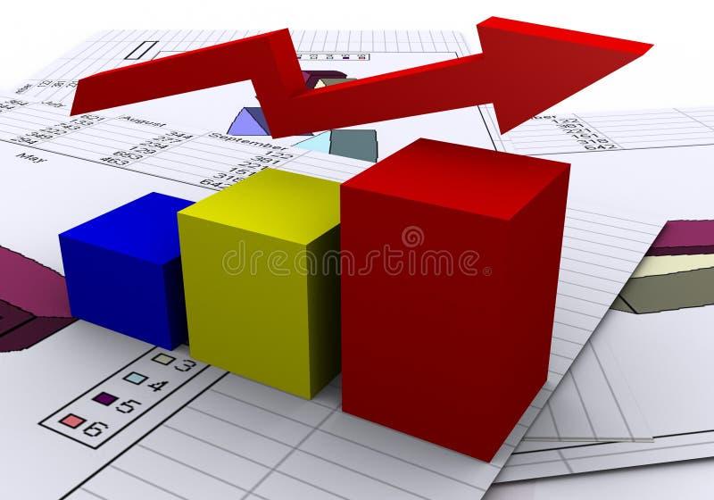 Geschäfts-Diagramm