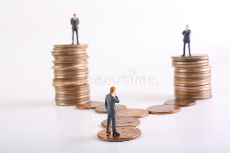Geschäfts-Entscheidungen stockfotografie