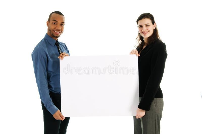 Geschäfts-Förderung lizenzfreies stockfoto