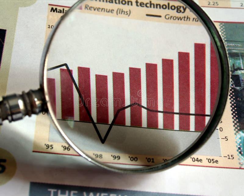 Geschäfts-Fokus lizenzfreie stockbilder