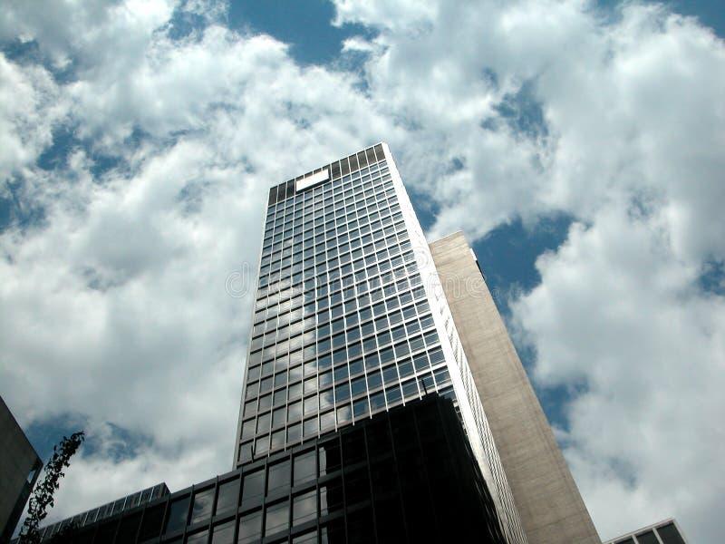 Geschäfts-Headquarters stockfoto